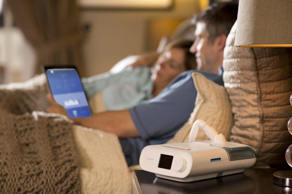Philips Grand Challenge Sleep and Respiratory Areas