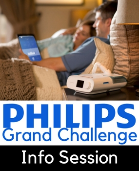 Philips grand challenge info session
