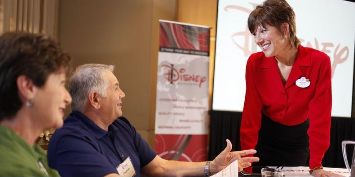 Disney's Approach to Business Excellence