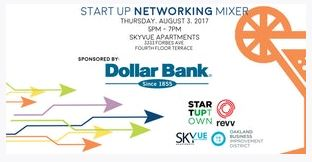 dollar bank start up networking mixer
