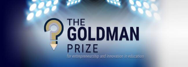 pitt goldman prize for entrepreneurship in education