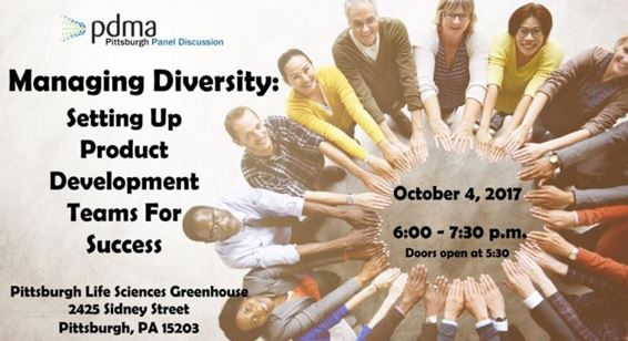 pdma managing diversity