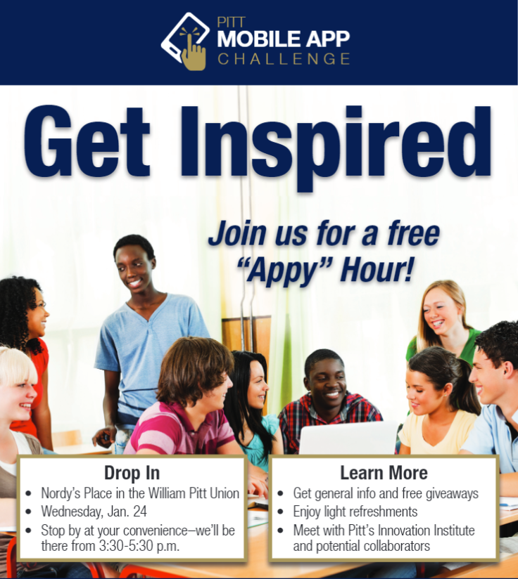 pitt app challenge