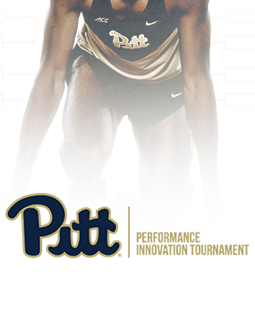 Pitt Athletics performance innovation tournament