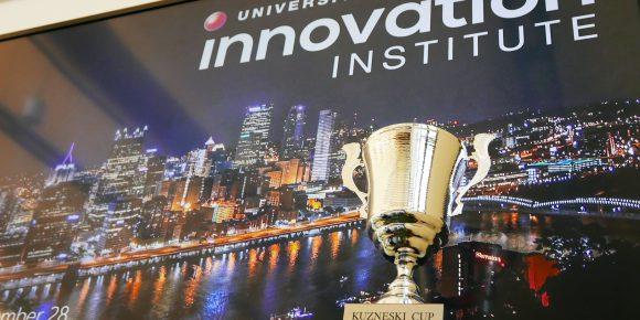 kuzneski innovation cup university of pittsburgh entrepreneurship