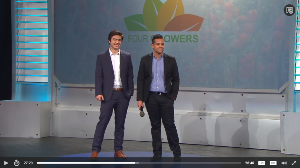 Watch Four Growers, Pitt students, win $10,000 at the 2018 ACC InVenture Prize