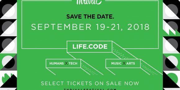 thrival music festival 2018