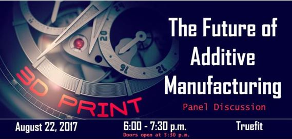 pdma the future of additive manufacturing event