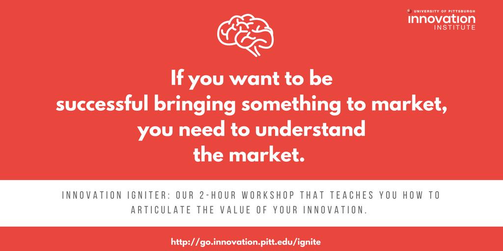 innovation igniter innovation institute tips for early customer development