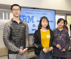 bluehack2017 with IBM University of Pittsburgh