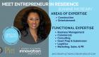 Entrepreneurs in Residence Jeanine McCreary Pitt