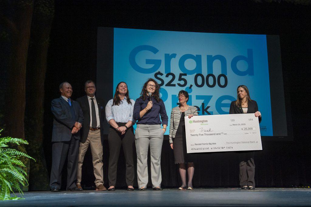 Trek Wins $25,000 Top Prize in 2019 Randall Family Big Idea