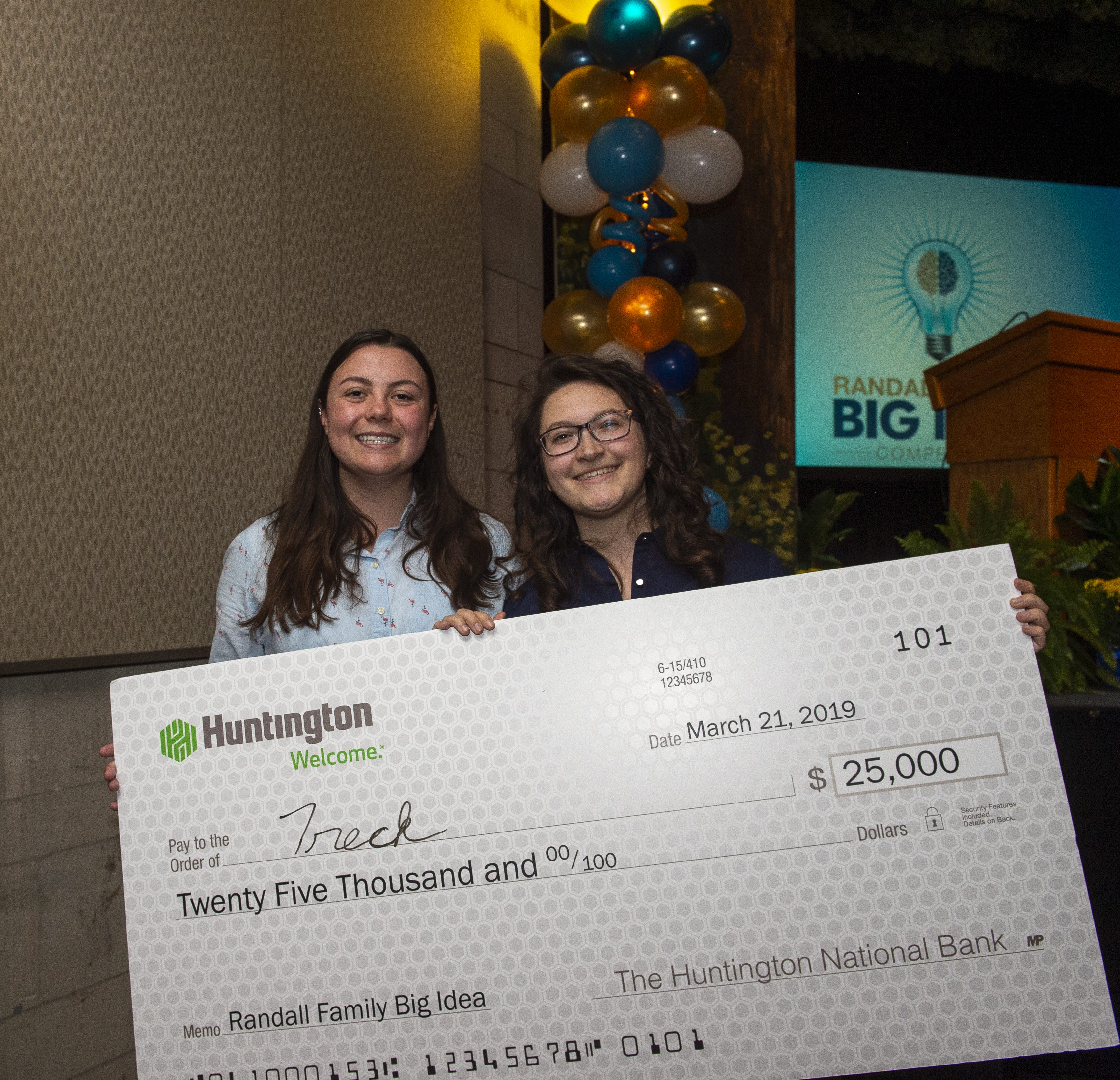 Randall Family Big Idea Competition