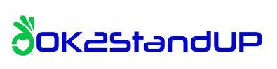 ok2standup logo pitt startup