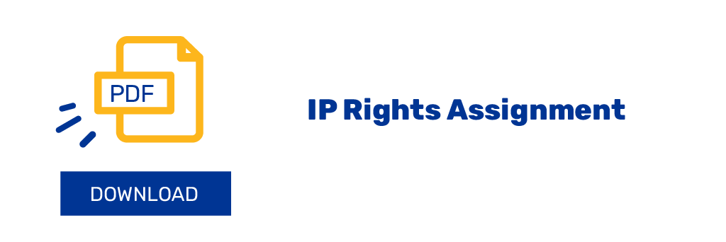IP Rights Assignment